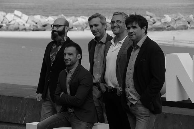Alejandro Amenábar y los productores de su nuevo trabajo 'Regresión' de EnfoqueXL @ Flickr
