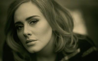 Adele en su álbum 25