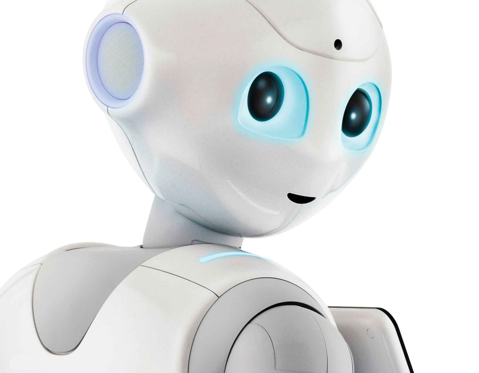 Pepper robot ©SoftBank