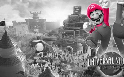 Atracción Super Nintendo World