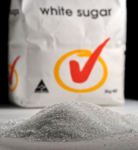 Marca blanca de azucar