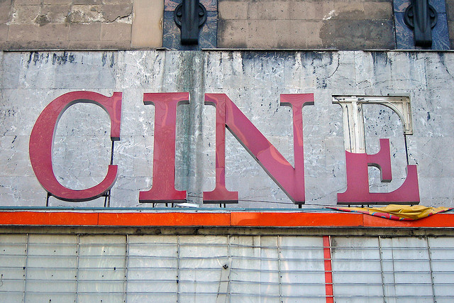Cine :: Photo by laap mx @Flickr